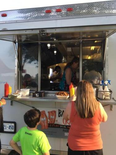 Bacon Crazy at Floatfest 2017